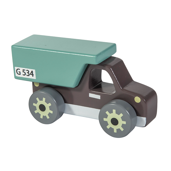 Treleke - Lastebil - Sebra