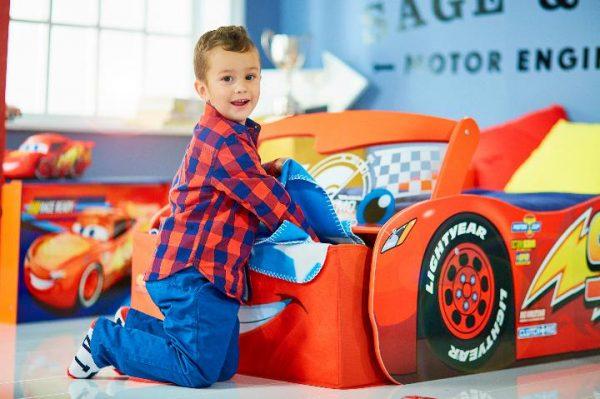 disney cars barneseng