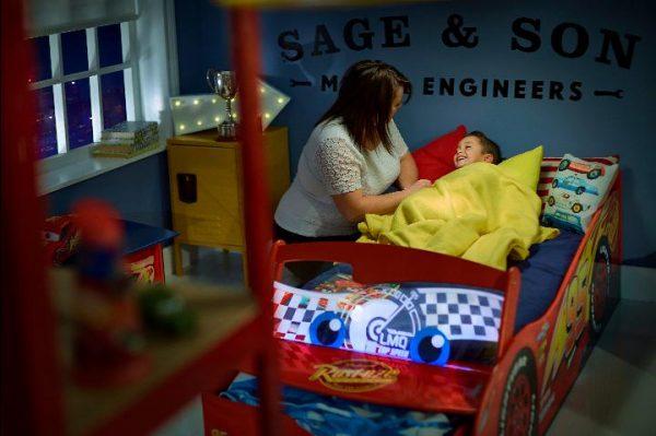 mcqueen bilseng barn
