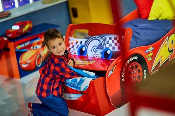cars barneseng