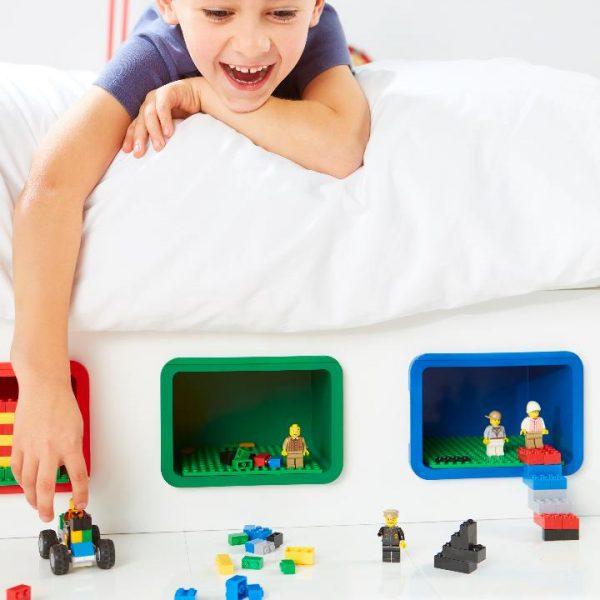 lego kompatibel barneseng