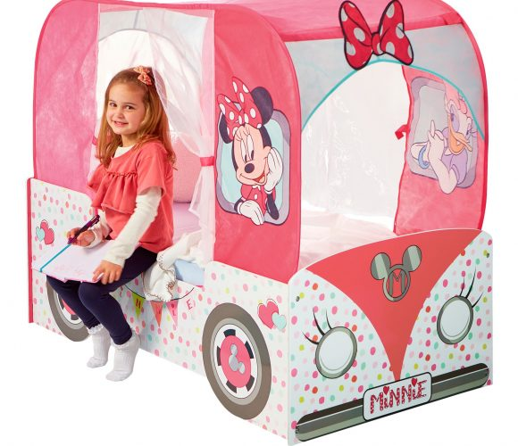 Minnie Mouse Camper Van