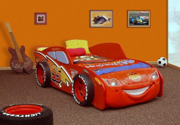 Cars Mcqeen seng