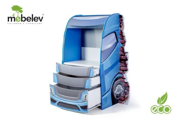 truck garderobe