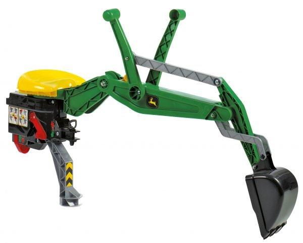 RollyToys John Deere anleggspakke for tråtraktor