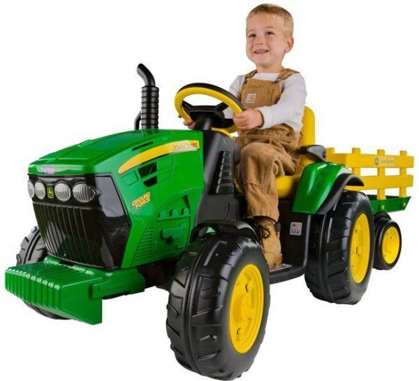 Kjøp John Deere Ground Force traktor