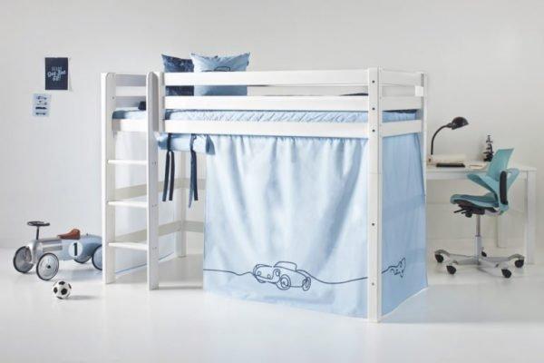 Hoppekids - Premium Mellomhøy Seng