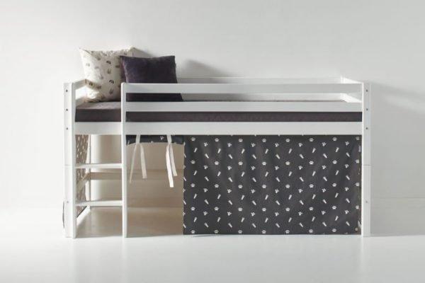 halvhøy seng premium hoppekids