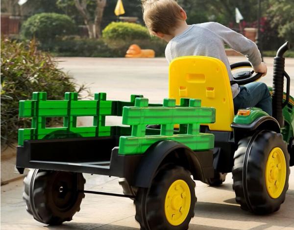 elektrisk traktor 12v