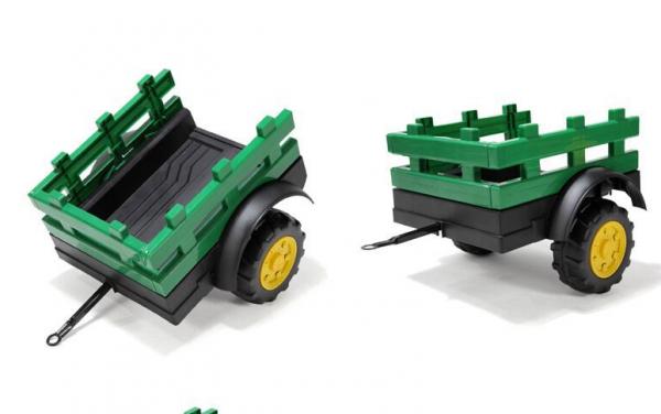 tilhenger til elektrisk traktor