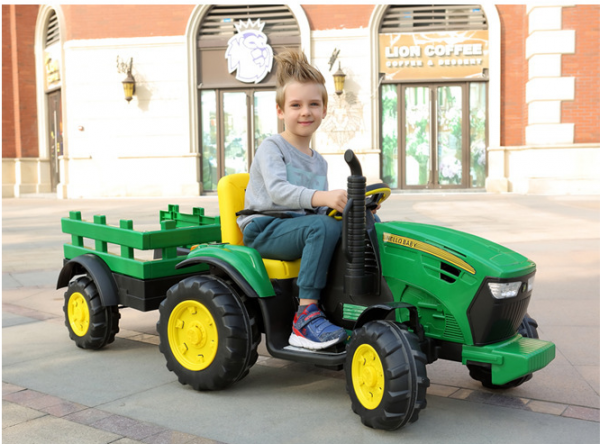 traktor elektrisk for barn