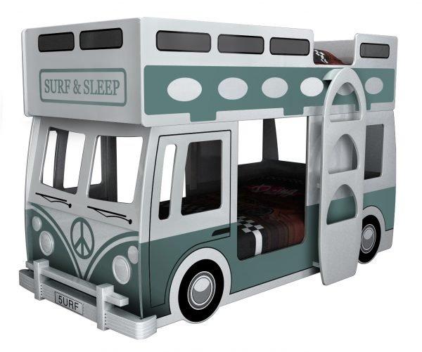 køyeseng buss